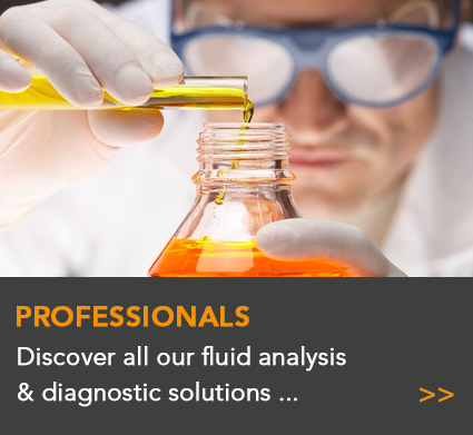 Oil Analysis for profesionnals