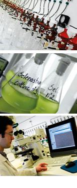 Recherches et Essais environnementaux - Laboratoire BfB Oil Research