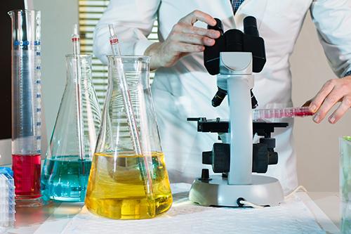 Recherche et essais physico-chimiques - Laboratoire BfB Oil Research